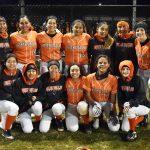 Sophia Hernandez hits inside-the-park home run as Lady Bulldogs' bats come alive in 17-2 win