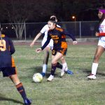 Xya Balderas returns from injury, but Lady Bulldogs fall in close one