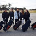 North Dallas girls golf team learns to 'always try harder on the next one.'