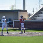 Photo gallery: North Dallas baseball team vs. Carter — March 16, 2019