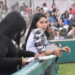 North Dallas managers Samanta Lopez and Denise Sanchez play 'important' roles on baseball team