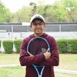 Meet North Dallas' District 12-4A singles champion: Sanam Kumar