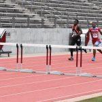 North Dallas track team sets sights on area round next