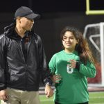 North Dallas athletic trainer Nicholas Saldivar receives recognition