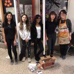 North Dallas students get creative with metal detectors