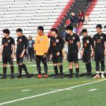 North Dallas boys soccer team vs. Williams Prep — April 2, 2019