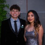 North Dallas High School Prom —  Two at a time dressed to impress