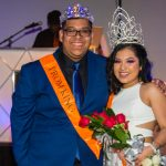 North Dallas High School Prom — Finally, the king and queen