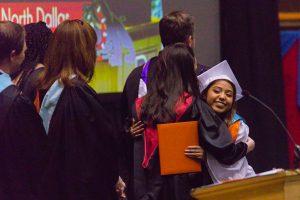More North Dallas High School graduation photos: Part 3 (and final) — Photos by Ray Salinas