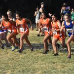 North Dallas cross country runners survive the heat at Lynn Creek Park