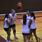 Lady Bulldogs' junior varsity prevails in volleyball match