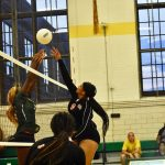 Lady Bulldogs get loud, real loud in match against Madison