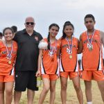 North Dallas girls take first place, boys take second place at DCA meet