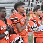 Alex Flores and Tre Shaw lead the offense in Bulldogs' opening win
