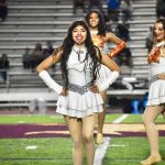 Even when the music stopped, the North Dallas Vikingettes kept on going