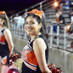 North Dallas student profile: Nayeli Rico, captain of the cheerleaders