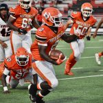 Bulldogs running back Tre Shaw leads area Class 4A in rushing yards