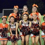 Looking back:  Celebrating 2019 Senior Night with North Dallas cheerleaders