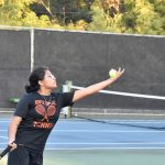 North Dallas just too much for Carter in team tennis play