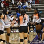 Lady Bulldogs battle back but then fall in decisive fifth set