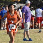 Flavia Santamaria, David Soto are North Dallas' top finishers at Lovejoy meet