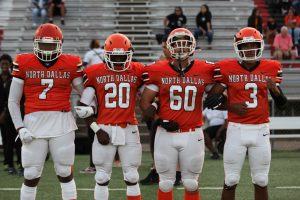 Photo gallery: North Dallas football vs. Diamond Hill-Jarvis (photos by Terry and Melanie Wester) — 09-06-2019