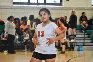 Photo gallery: North Dallas junior varsity girls volleyball  vs. Madison — 08-27-2019