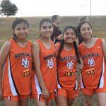 North Dallas' Lady Bulldogs prepare for District 12-4A cross country meet