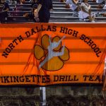 Meet the North Dallas Vikingettes  officers and seniors