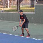 Photo gallery: North Dallas tennis team vs. Pinkston — 10-9-2019