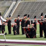 North Dallas marching band gets a high rating at UIL competition