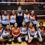 North Dallas volleyball team sweeps Pinkston, earns UIL playoff spot