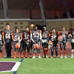 Looking back:  Celebrating 2019 Senior Night with North Dallas football team
