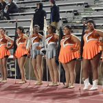 For Orange & Ebony Flag & Twirlers team, the 'flags will be in the air'