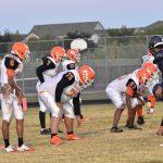 Scenes from the North Dallas junior varsity football game vs. Ranchview