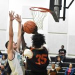 North Dallas plays well in basketball scrimmage against Molina