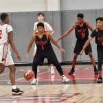 North Dallas junior varsity team takes its best shot at Woodrow