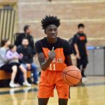 North Dallas guards Isabella Scarfone and Quincy Goldsmith earn 12-4A superlative  honors