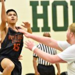 North Dallas boys basketball teams return to action against Carter