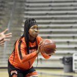 Photo gallery: North Dallas girls varsity team vs. Carter Cowboys — 12-19-2019