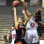 Lady Bulldogs lose to Carter in a district game