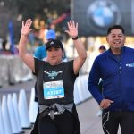 North Dallas teacher Christina Herrera, a triple bypass type 2 diabetic, completes her first 10K: 'That was the whole goal, finishing!'