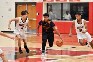 Photo gallery: North Dallas JV basketball team vs. Hillcrest Panthers — 1-7-2020