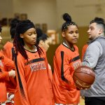 Photo gallery: North Dallas Lady Bulldogs basketball team vs. Roosevelt — 1-15-2020