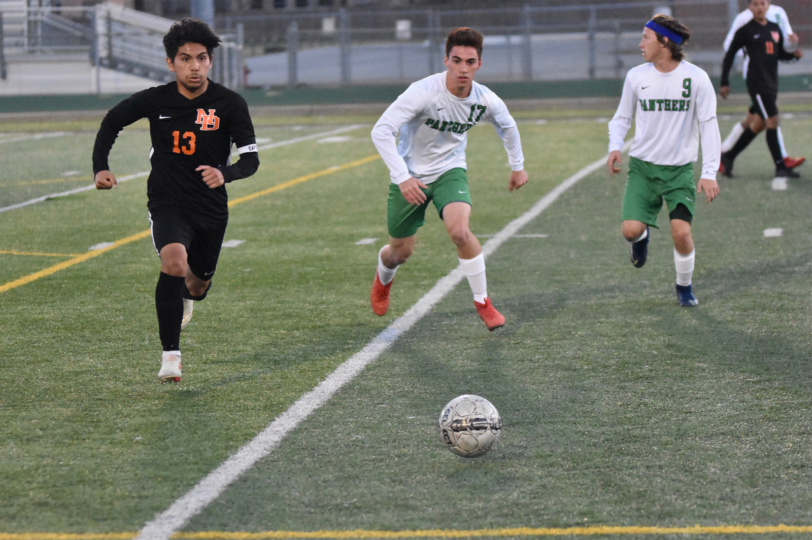 North Dallas girls, boys soccer teams open district play Wednesday at Forester