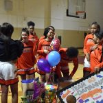 Lady Bulldogs having fun  — and that's what it's all about