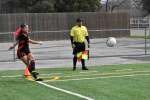 Photo gallery: North Dallas Lady Bulldogs soccer team vs. Pinkston — 2-22-2020
