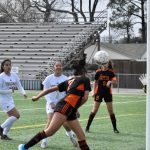 Flavia Santamaria's day: Sophomore scores 8 goals as Lady Bulldogs run record to 8-0 in district play