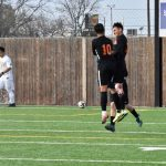 Freshman Olvin Reyes scores two goals in Bulldogs' win over Pinkston