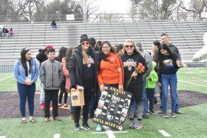 Photo gallery: North Dallas Lady Bulldogs Senior Night — 2-22-2020